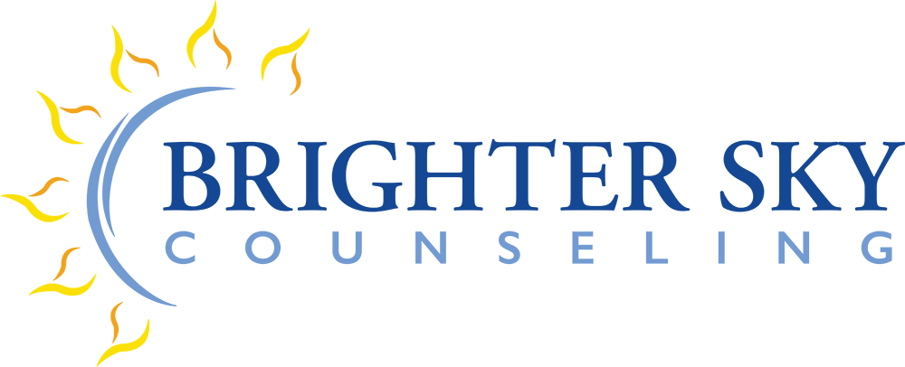 Brighter Sky Counseling Logo, Billings, MT
